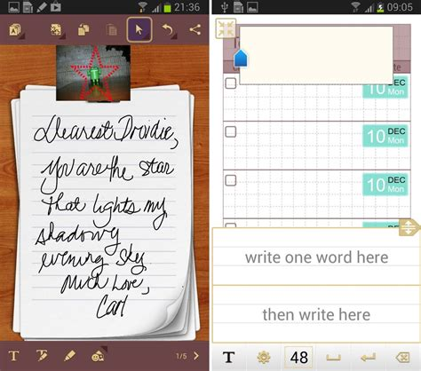 android notes handy note almost like a real notebook