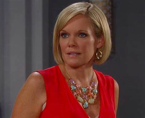 ava jerome hairstyle general hospital pictures general hospital news maura west not leaving gh just a