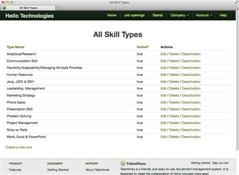 types of skills to list on a resume 28 images list of special skills types talents acting