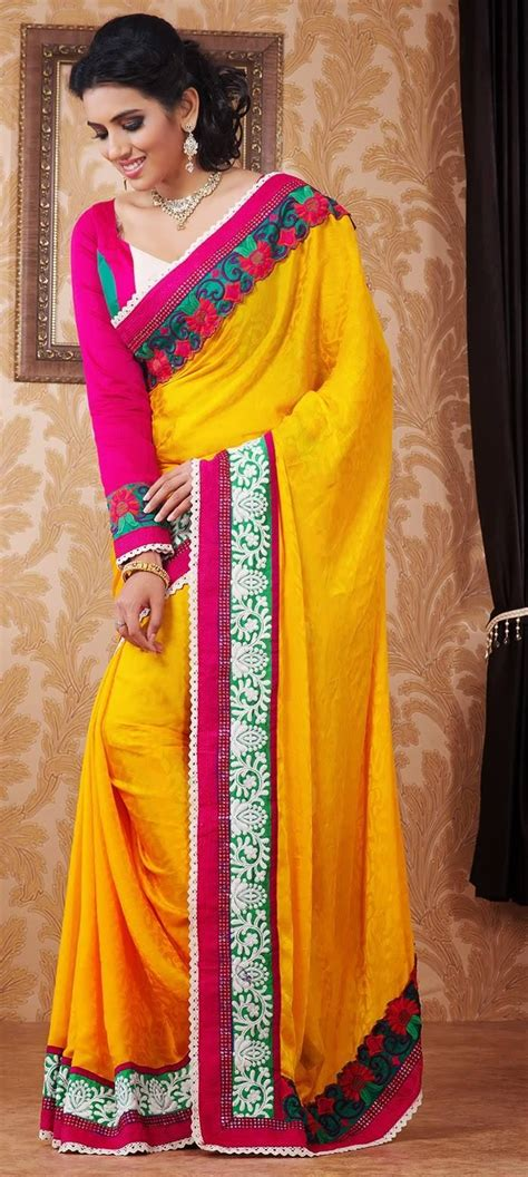 2007 Fashion Trends Nersels Designer Trendy Gold Jewelry by Fancy Designer Saree For Wear Xcitefun Net