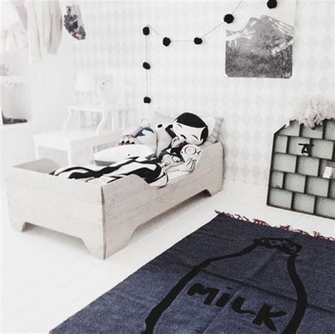 cute white bedrooms cute balck and white kids room designs