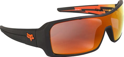 fox racing the duncan sunglasses proverb orange sparkle