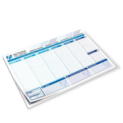 planning da tavolo planning da tavolo personalizzati sta planner