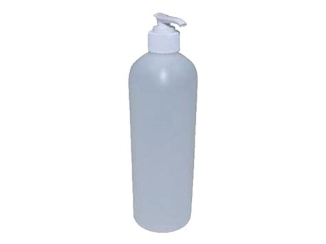 Lcome Transparant Soap 80gr clear empty plastic bottle w 8oz spa equipment supply