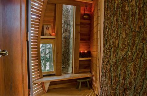 Interior Windows Canada by The Hemloft A Secret Treehouse In The Woods