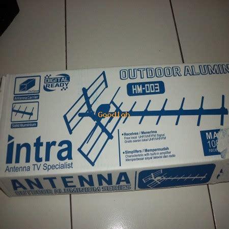 Harga Antena Tv Merk Intra antena tv intra hm 003