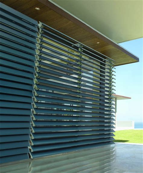 Metal Louvre Awnings by Metal Louvre Awnings A B Interiors Domestic And