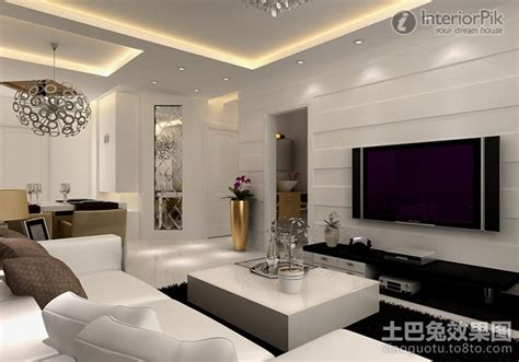 Living Room Tv Set Interior Design Living Room Wall Designs Marceladick