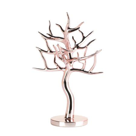 jewelry tree stand walmart jewelry holder unique jewelry stand for necklaces