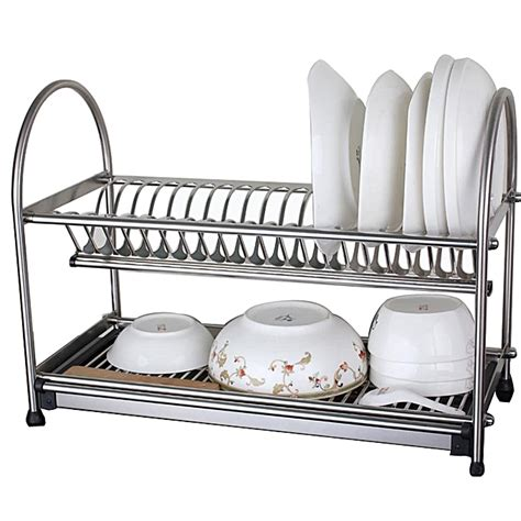 buy dish rack drainer  utensils  cutlery silver   price  jumia uganda