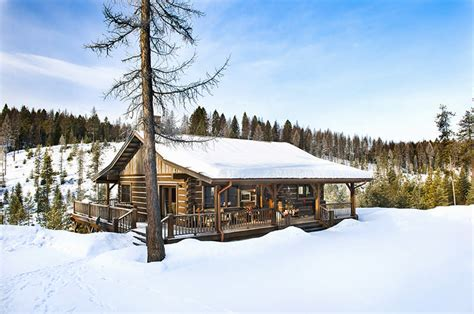 a rocky mountain cabin for retirement