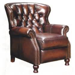 leather wingback recliners leather wingback recliner chairs pinterest