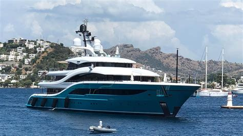 yacht go turquoise yachts delivers superyacht go