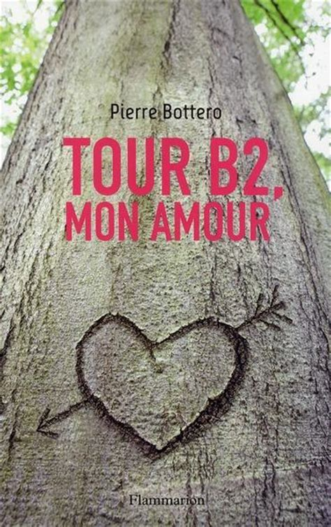 livre tour b2 mon amour pierre bottero