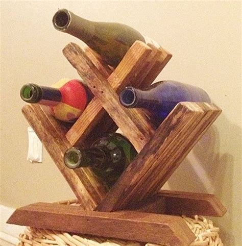 Small Tabletop Wine Rack by Small Tabletop Wine Rack