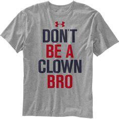 Kaos Armour Dont Be A Clown Bro Grey evoshield shorts 34 99 boy stuff