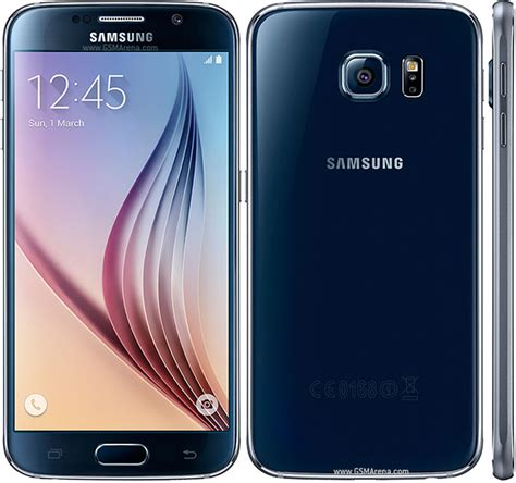 Samsung S6 Samsung Galaxy S6 Pictures Official Photos