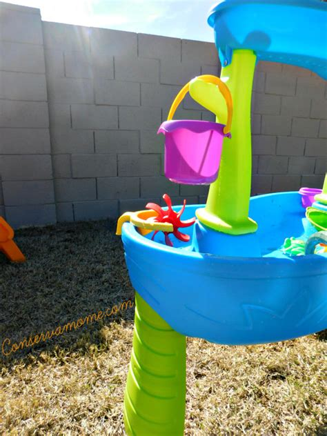 2 showers water table 2 shower splash pond water table review