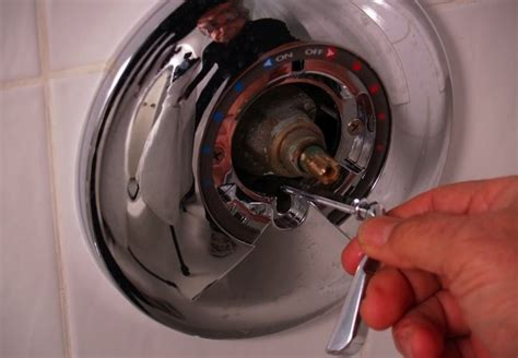 how to replace a diverter valve in a bathtub how to install shower valve trim bob vila