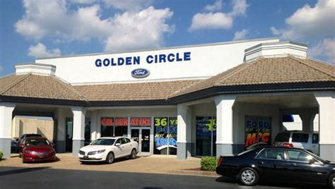 Golden Circle Ford golden circle ford lincoln jackson tn 38305 car