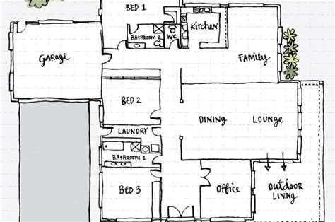 how to draw a floor plan by hand how to draw a floor plan by hand house plan ideas