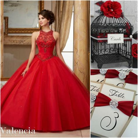quinceanera themes red 523 best quinceanera themes images on pinterest