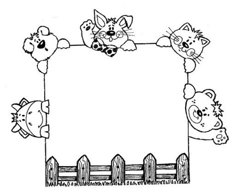 printable frames for children s work 1000 images about frames on pinterest activities