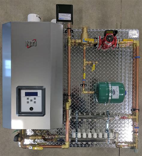 Propane Boiler For Radiant Floor Heat by Heat Innovations Boiler Boards Boilers Pex Pipe