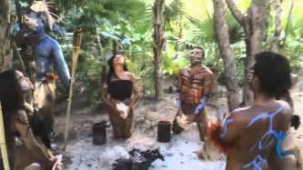 mayan rituals at dreams riviera cancun youtube
