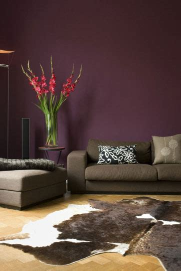 Aubergine Living Room by Aubergine Living Room Interior Panda S House