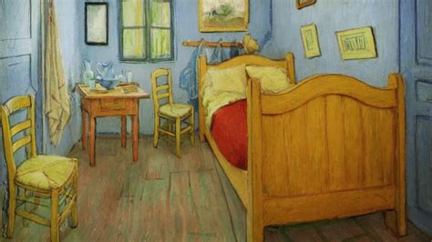 the bedroom van gogh painting vincent van gogh s quot bedroom in arles quot youtube