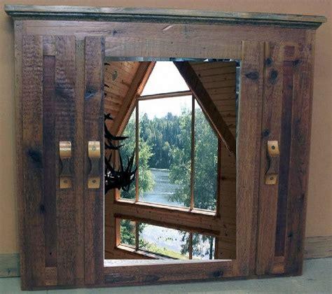 Rustic Medicine Cabinets ? Barn Wood Furniture   Rustic