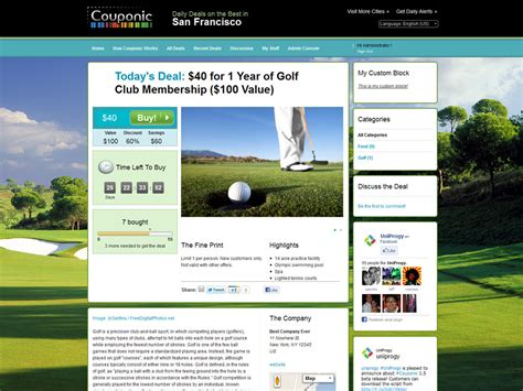 yii layout block base features groupon clone group buying script