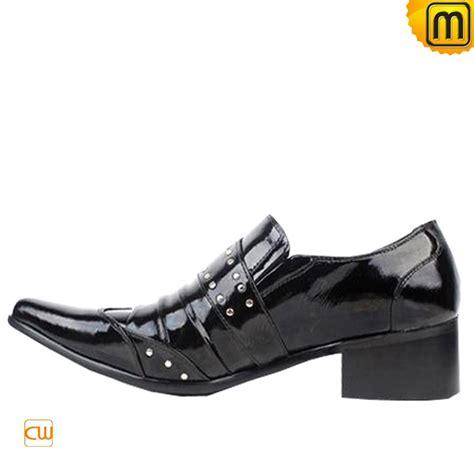 mens black patent leather dress shoes cw760026
