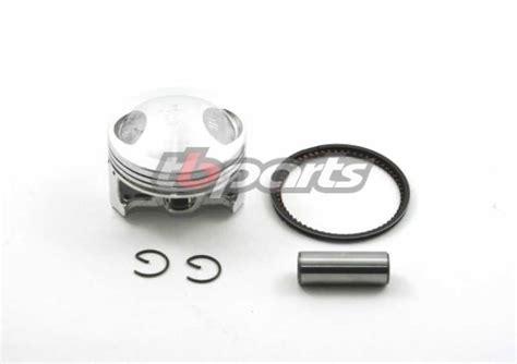 Spare Part Piston Set Motor Mini Trail Gp Dan Atv Suku Cadang Murah tbparts 804 piston 56mm yx 140 gpx 140 piranha 140
