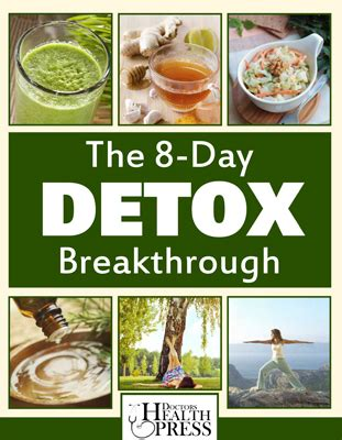 Breakthrough Detox by Health Books From Doctors Health Press Publications