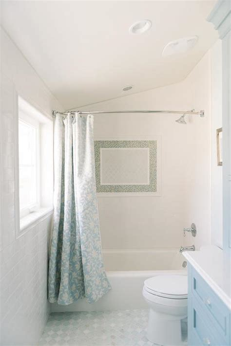 Blue Bathroom Ceiling by Gray Arabesque Bathroom Tiles Design Ideas