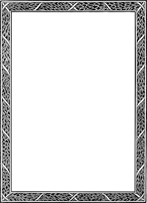 kostenlose vektorgrafik jugendstil grenze rahmen - Jugendstil Rahmen