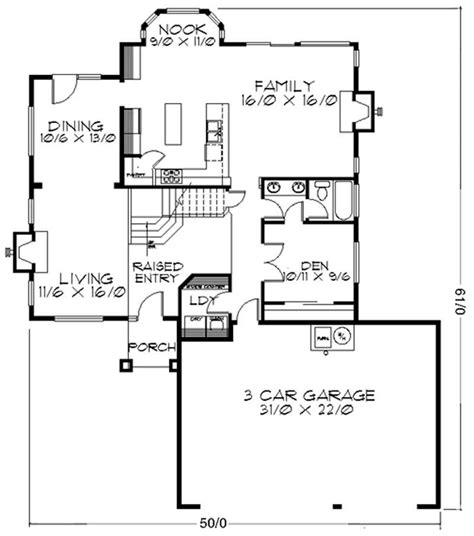 transitional floor plans transitional house plans home design m 2740fr 2477