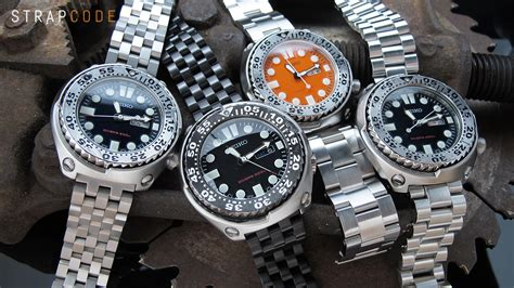Sw Push Button Putih Bl seiko scuba sawtooth tunacan looks different strapcode