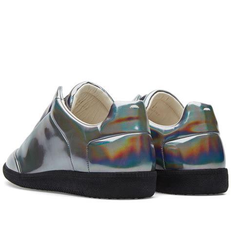 maison margiela future sneakers hott maison margiela 22 future low quot hologram quot sneaker