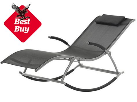 Rocking Garden Lounger 10 Best Sunloungers The Independent