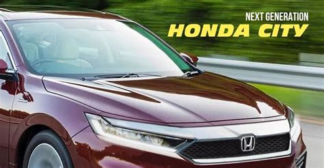 honda new city 2020 here s what the 2020 honda city could look like