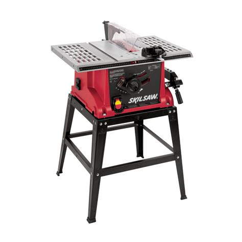 Lowes Patio Bench Shop Skil 15 Amp 10 Quot Table Saw At Lowes Com