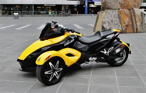 can am spyder 900 trike 990 photo giancarlo photos at