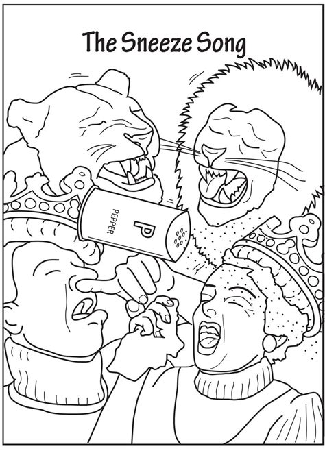 hand washing germ coloring sheet coloring pages