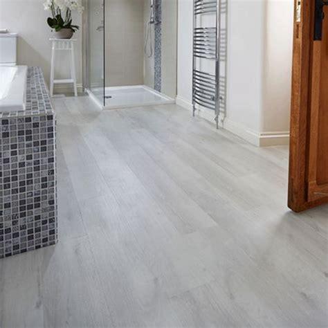 Karndean Van Gogh Vinyl Flooring   White Washed Oak