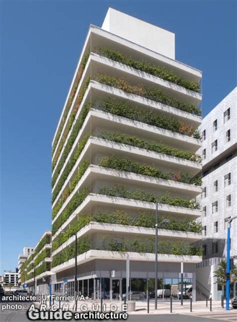 159 rue claude berri montpellier a architecture archiguide