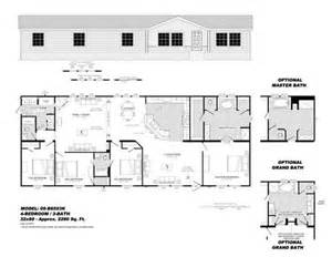 Modular Homes 4 Bedroom Floor Plans by Modular Home Modular Homes 4 Bedroom Floor Plans