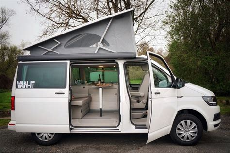 Vans Calivornia 4 places california t6 vw it